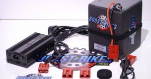 Boost bikes battery - Boost-Bikes provided picture
